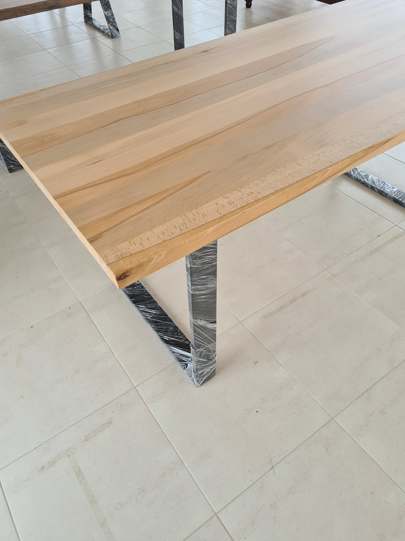 Masa lemn masiv square natur (2)-min