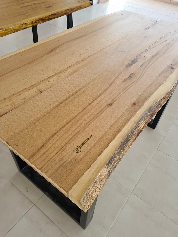 masa lemn masiv H stejar davide.ro (3)