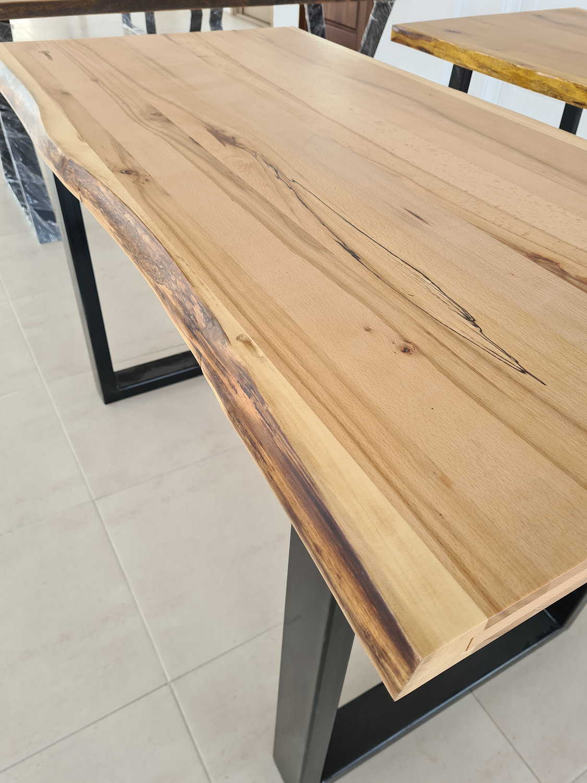 masa lemn masiv square natur davide.ro (4)
