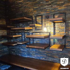 mobila moderna lemn masiv davide (4)